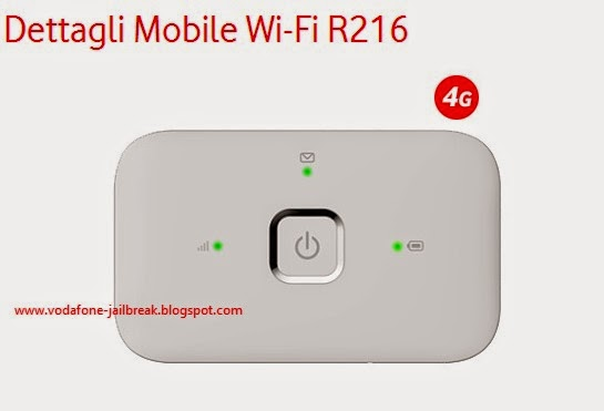 Vodafone wifi pack how to use