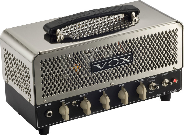 vox night train 50 manual