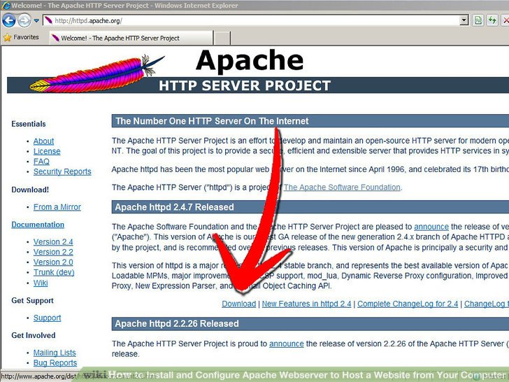 What is apache server pdf