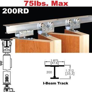 worksavers sliding door hardware instructions