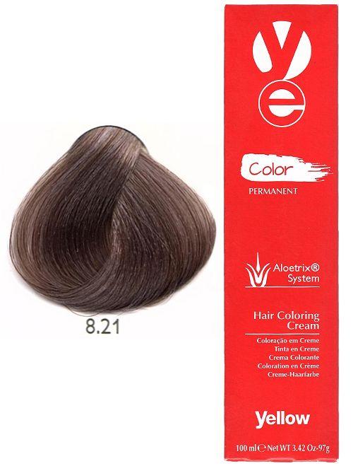 yellow aloetrix permanent hair color instructions